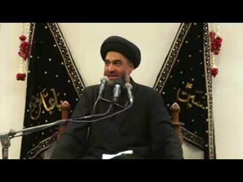 03 Majlis 02 Muharram 1439 2017 Maulana Ali Raza Rizvi