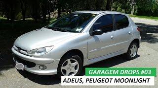 Garagem Drops #03: Adeus, Peugeot Moonlight