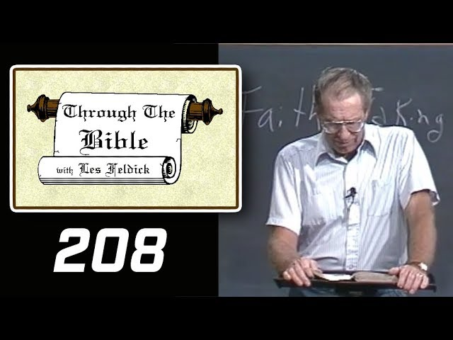 [ 208 ] Les Feldick [ Book 18 - Lesson 1 - Part 4 ]