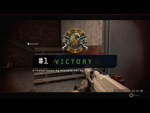 Black Out wager +high kill game + win x2