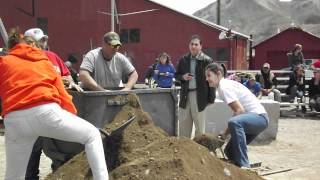 Gambar cover Video of Toni Wombaker and Mary Jabbour Team Mucking Jim Butler Days 2012 039