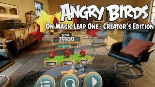 Angry Birds FPS: First Person Slingshot - Trailer