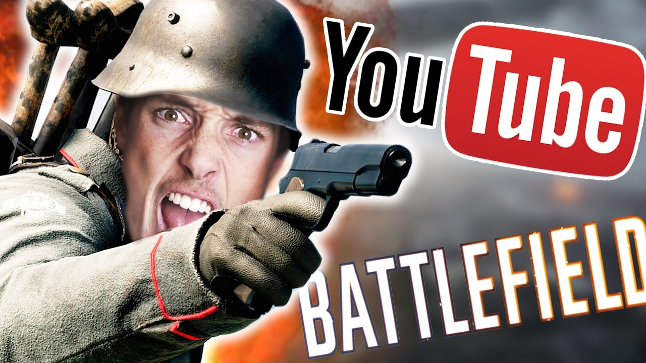 Youtuber World War Battlefield 1 Gameplay Doovi