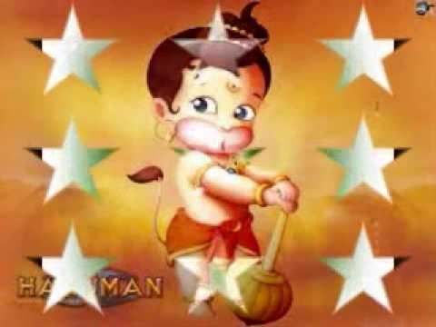 Hanuman returns song---aasmaan ko chukar dekha youtube.