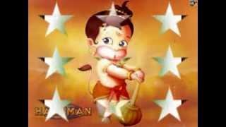 Hanuman returns SOng---Aasmaan Ko Chukar Dekha
