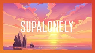 Cover images BENEE - Supalonely (Lyrics) ft. Gus Dapperton