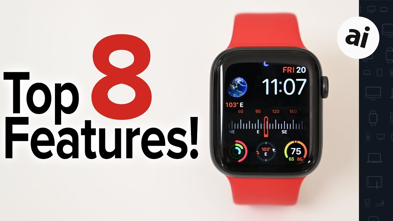 Top 8 Features Of Le Watch Series 5