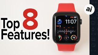 Top 8 Features of Apple Watch Series 5!
