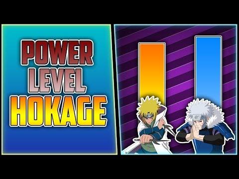 Power Level: Hokage - Naruto/Boruto [Deutsch]