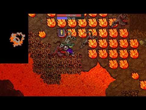 Medivia - Fire Axe Quest