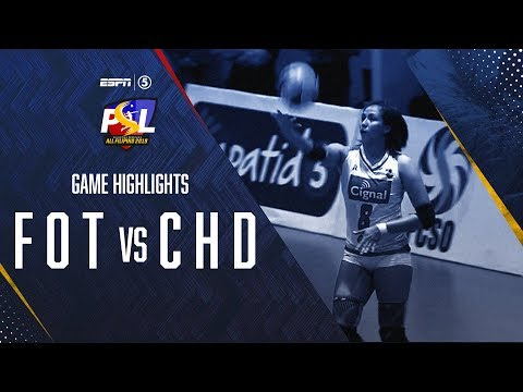 Highlights: Foton vs. Cignal HD | PSL All-Filipino Conference 2019