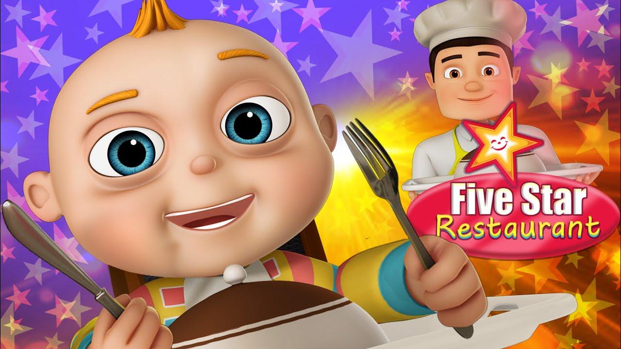 Five Star Restaurant - New Episode   TooToo Boy Show   Cartoon Animation For Children