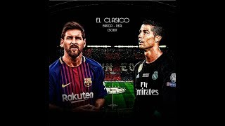 Барселона - Реал Мадрид 1:3 ОБЗОР МАТЧА HD СУПЕРКУБОК 2017