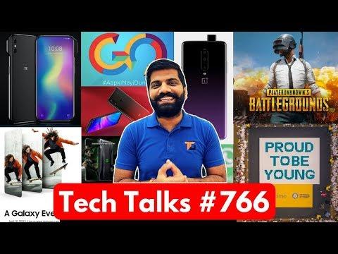 Tech Talks #766 - PUBG Death, Redmi 7, Black Shark 2, Samsung Event, OnePlus 7, New iPad Air