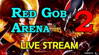 Red Hulk Arena - Round 2 - Part 2 | Marvel Contest of Champions