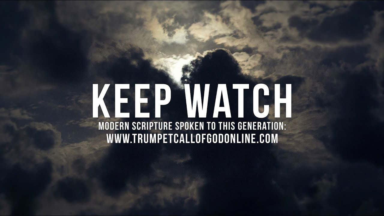 [You Know Not The Day or The Hour, Says The Lord] Keep ...