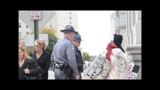 Anonymous Mask - Class 6 Felony in State of Virginia