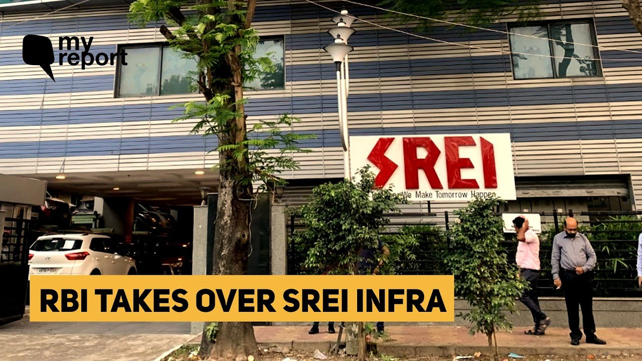 Download Shocked, Stressed, Disbelief: Investors After RBI Takes Over SREI Infra   The Quint