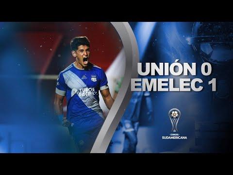 Union Santa Fe Emelec Goals And Highlights