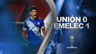 Unión vs. Emelec [0-1] | RESUMEN | Segunda Fase | CONMEBOL Sudamericana