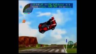 Carmageddon 64 (N64) Longplay 1, Part 6