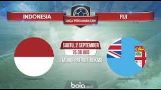 Download Video Live Streaming INDONESIA VS FIJI 02-09-2017 MP3 3GP MP4