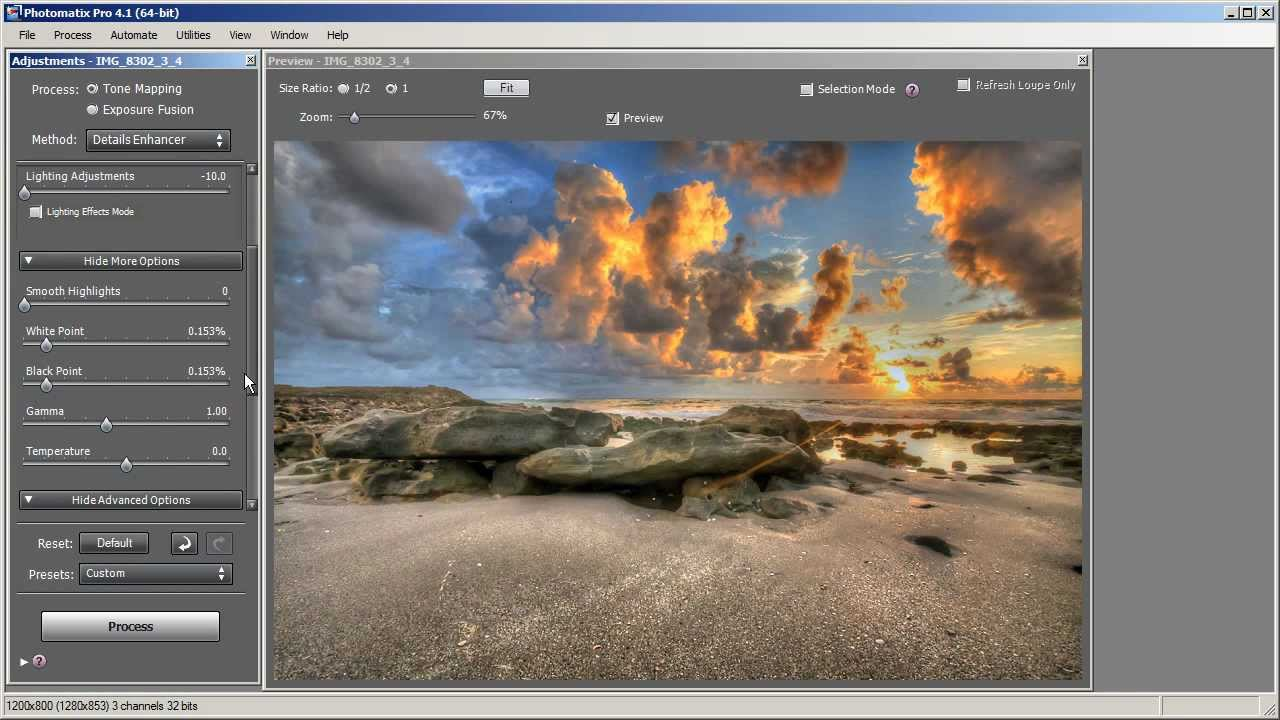Free Download Latest Photomatix Pro Full Version - PokoSoft