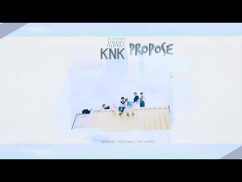 [Karaoke thaisub] KNK - Propose (고백)
