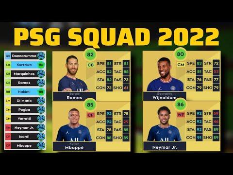 tai game dream league soccer 2016 hack - Build Đội Hình PSG 2022 trong Dream League Soccer - Paris Saint-Germain Team Full Chỉ Số DLS 2021