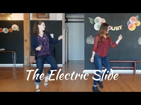 Line Dance 101: The Electric Slide