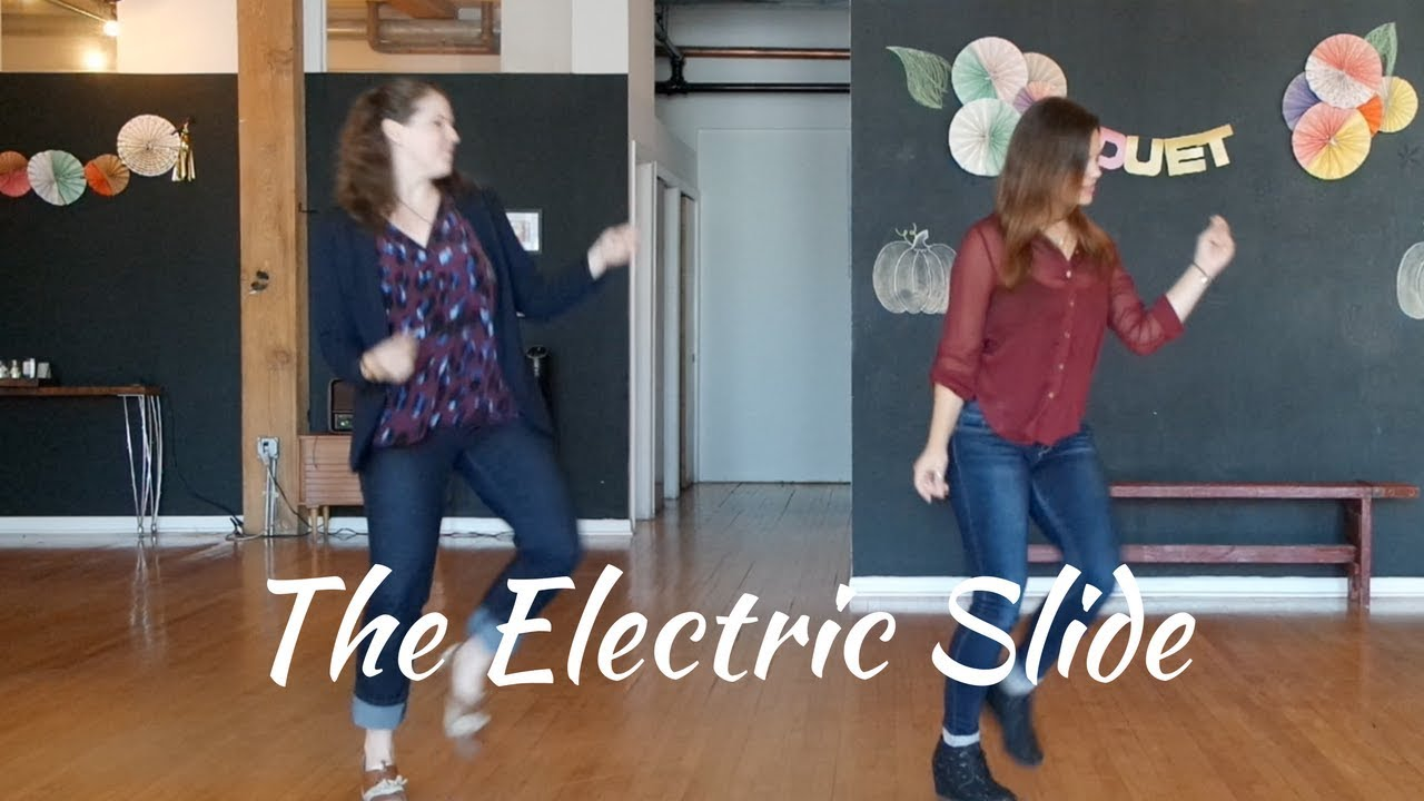 Line Dance 101 The Electric Slide