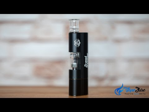 Airistech Headbanger QCell Quartz Concentrate Vape Unboxing