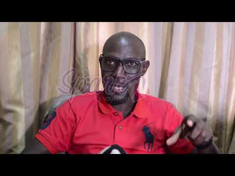 Selector William challenges Bebe Cool to contest for leadership