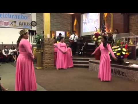 Danza Ministry of Welcome to Paradise Church