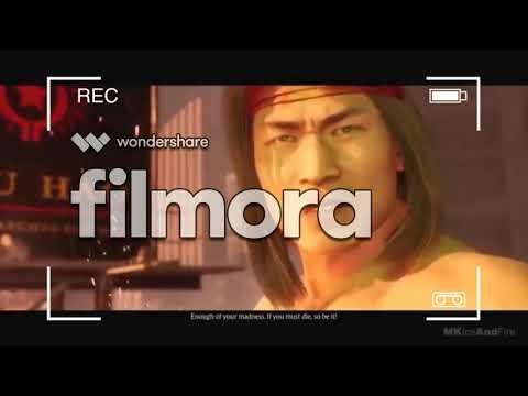 Mortal Kombat 11 - Raiden vs. Liu Kang (with Toy Story Audio Detector)