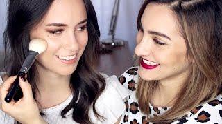 Face Swap mit madametamtam - Make-Up für Weihnachten und Silvester #letsgetfestive