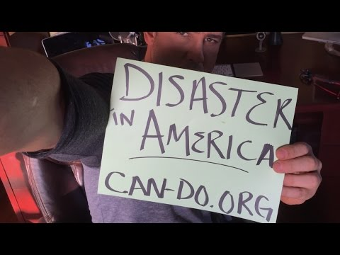 CAN-DO.ORG A Town without Water - in America! #CallToAction