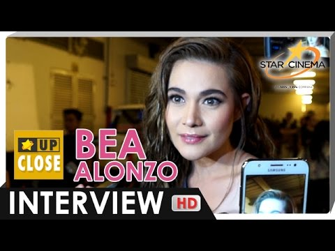 Unfiltered: Bea Alonzo clarifies real status with Gerald Anderson