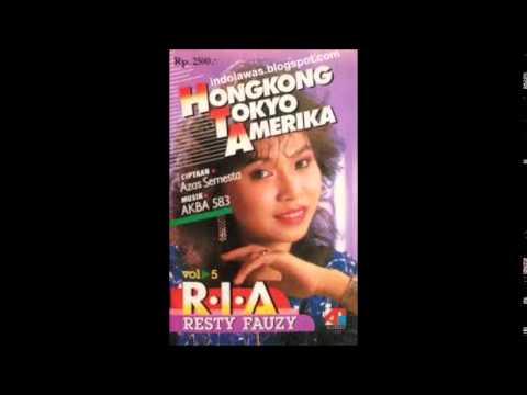 Ria Resty Fauzy    Hongkong Tokyo Amerika Cipt Azas Semesta Produksi 1987