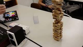 Extreme Jenga techniques