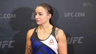 Raquel Pennington took desperate measures to get to UFC 191, earned victory with a massive showing o