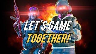 Playing Rainbow Six Siege with Subscribers!