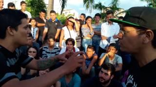 ANDY.INK VS QUIKALA (LA REVANCHA) || FREESTYLE BUCARAMANGA || SKILLS MIC™