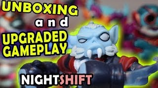 Night Shift Survival Mode & Unboxing (Skylanders Swap Force Solo Battle Mode)