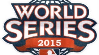 NY Mets vs KC Royals World Series Schedule