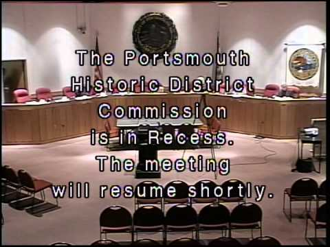 Historic District Commission 1.7.15