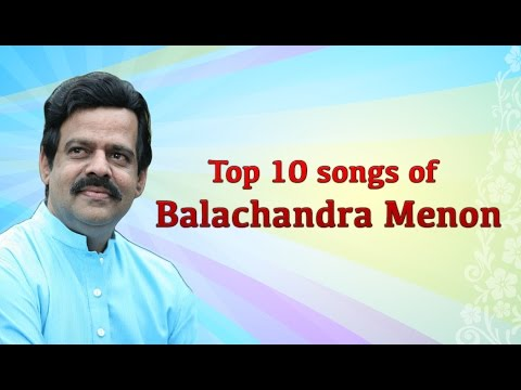 Top 10 Songs Of Balachandra Menon | Malayalam Audio Jukebox
