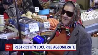 Știrile PRO TV - 20 martie 2020