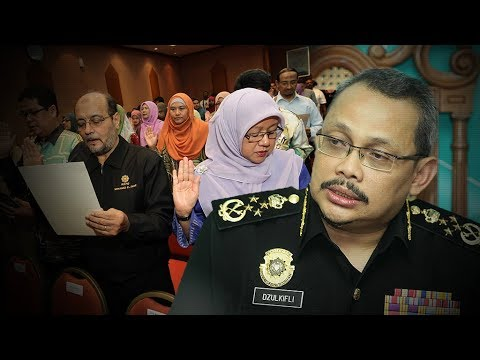 MACC chief 'speechless' over Selangor government's refusal to sign pledge