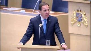 Jimmie Åkesson (SD) Statsministerns frågestund 2015-09-24 Sverigedemokraterna